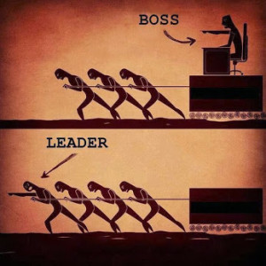 Don't be the Boss