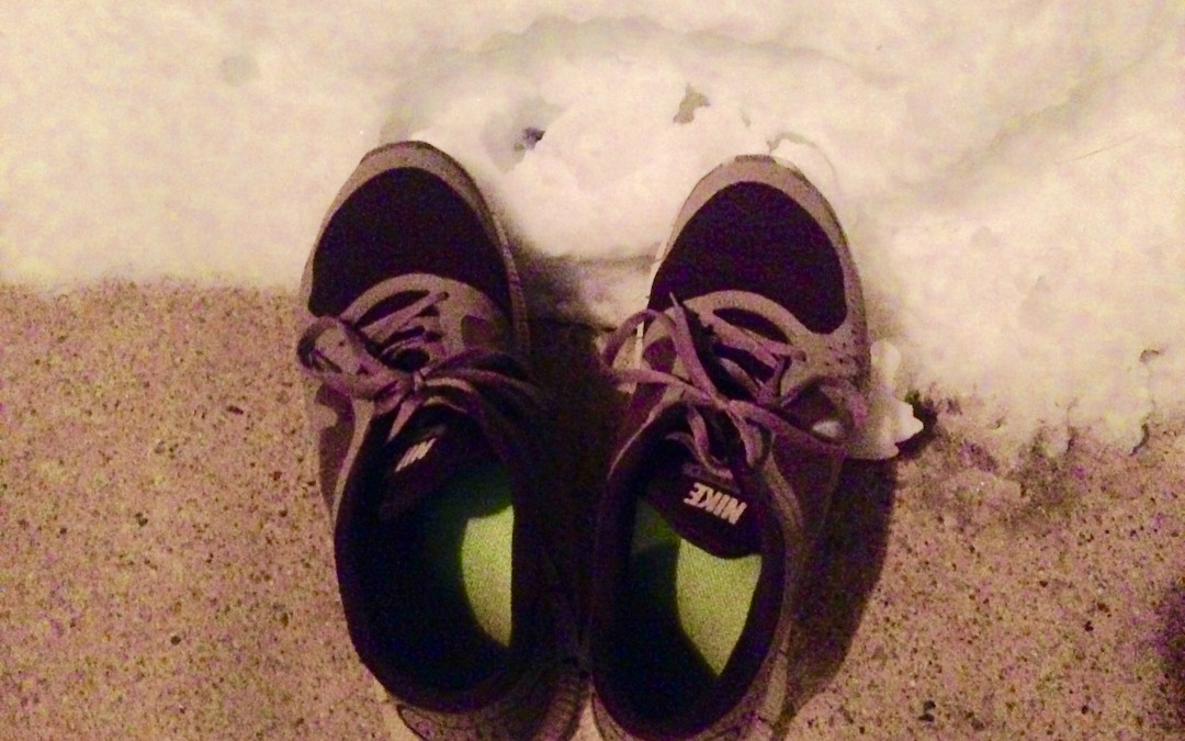 How A Cold Day, Purple Shoes, And A Heart Attack Saved My Life