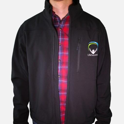 Mens Jacket Front Open