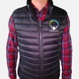 Mens Vest Zipped