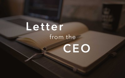 Letter From the CEO