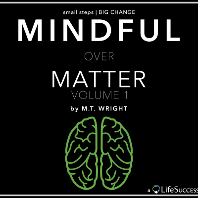 Mindful Over Matter Cover Tablet