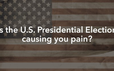 Is the U.S. Presidential Election Causing You Pain?