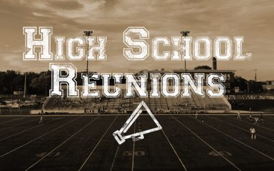 My thoughts on high school reunions