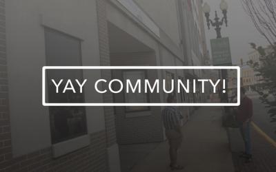 Yay Community!
