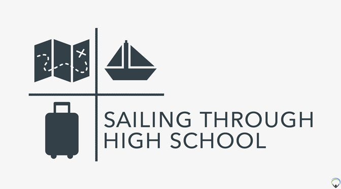 Sailing through Highschool