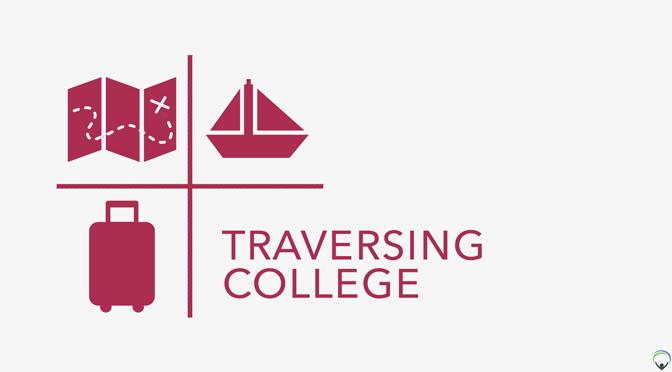 Traversing College