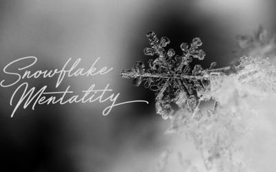 Snowflake Mentality