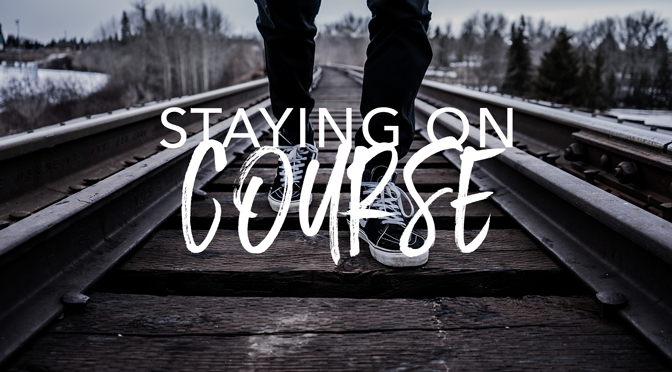 Staying on Course